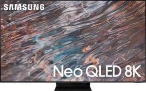 """75"""" Class QN800A Series Neo QLED 8K UHD Smart Tizen TV"""