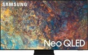 """65"""" Class QN90A Neo QLED 4K UHD Smart Tizen TV"""